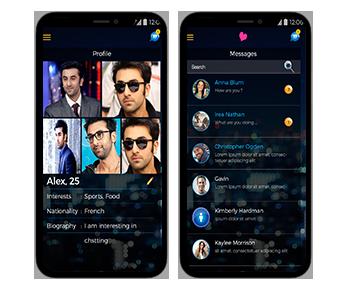 Reply Dating app