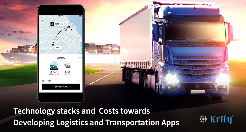 Cost of logistics mobile app development