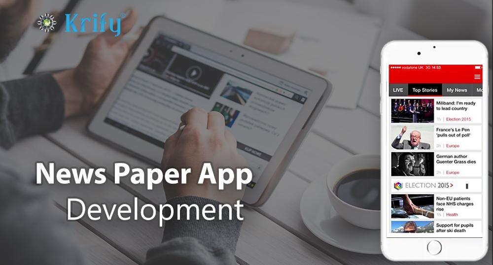 News app development