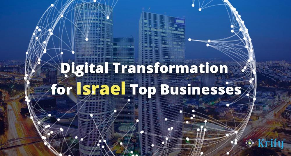Top 5 businesses in Israel