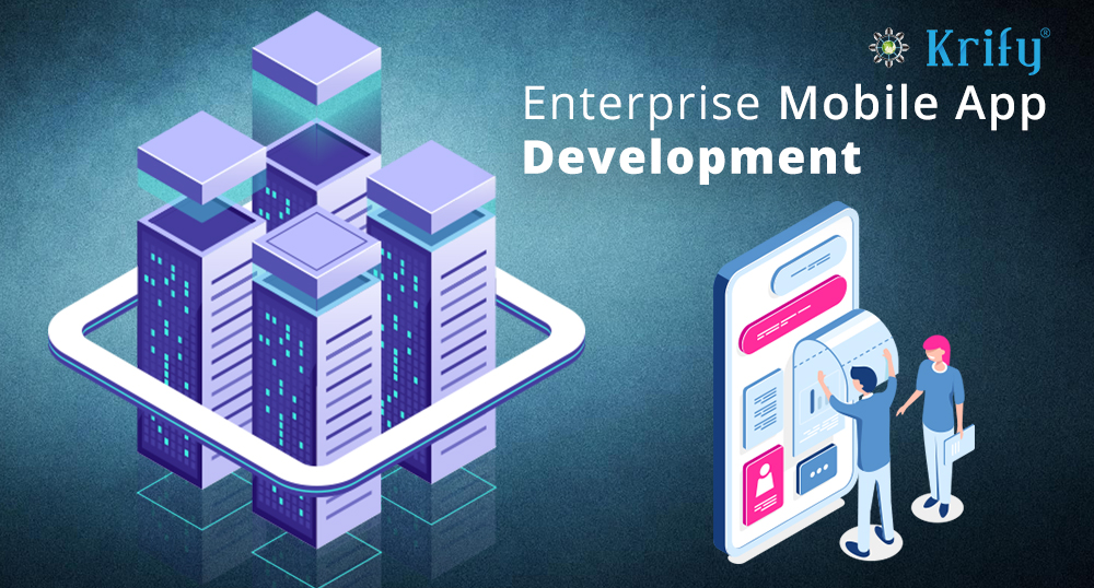 Enterprise mobile app development