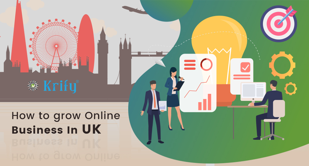 How to grow online business in UK