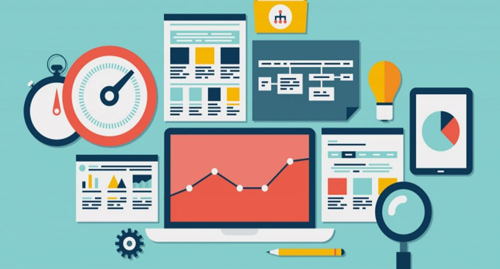 Informative website testing
