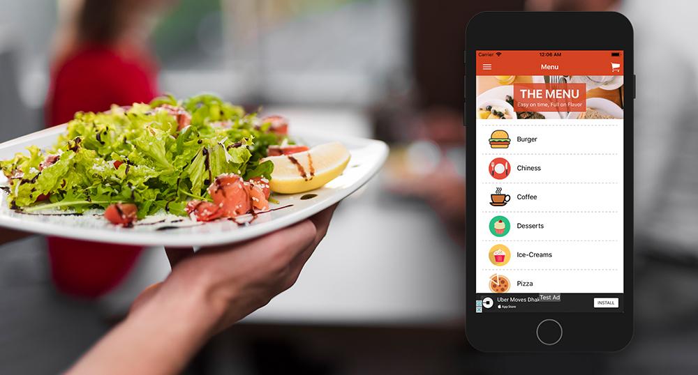 7 Must have features in any Restaurant mobile app | Krify