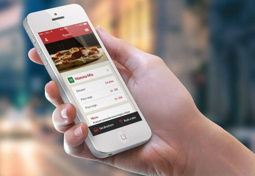 On Demand Food Delivery App Development Company | Krify