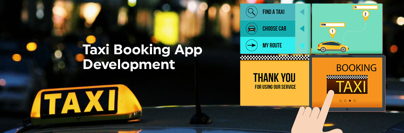 Taxi Booking App Development Company India | UK | Krify