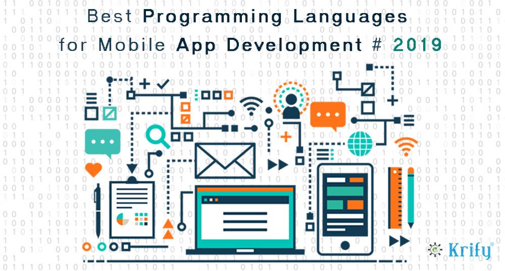 Best Mobile App Development Programming Languages | Krify