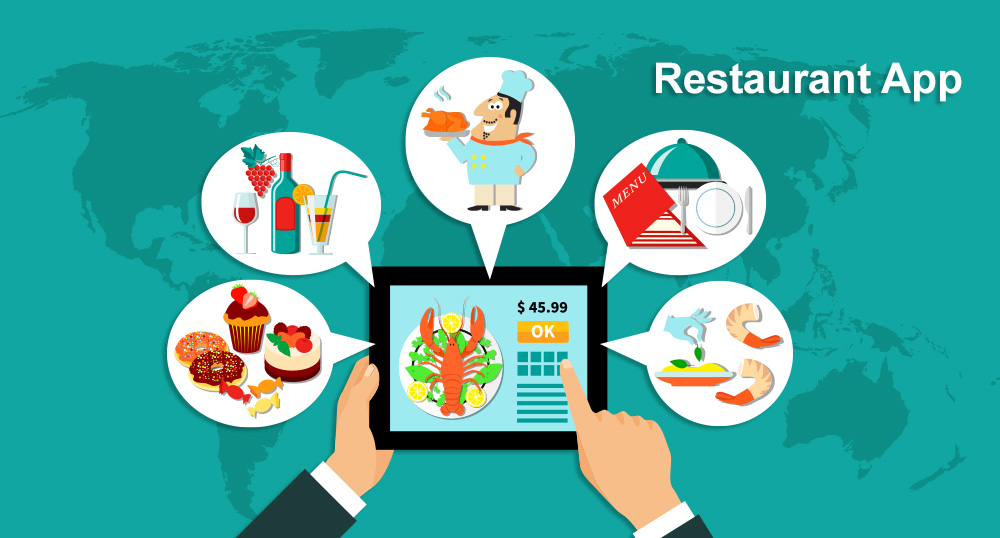 Develop an online food delivery application like Just Eat