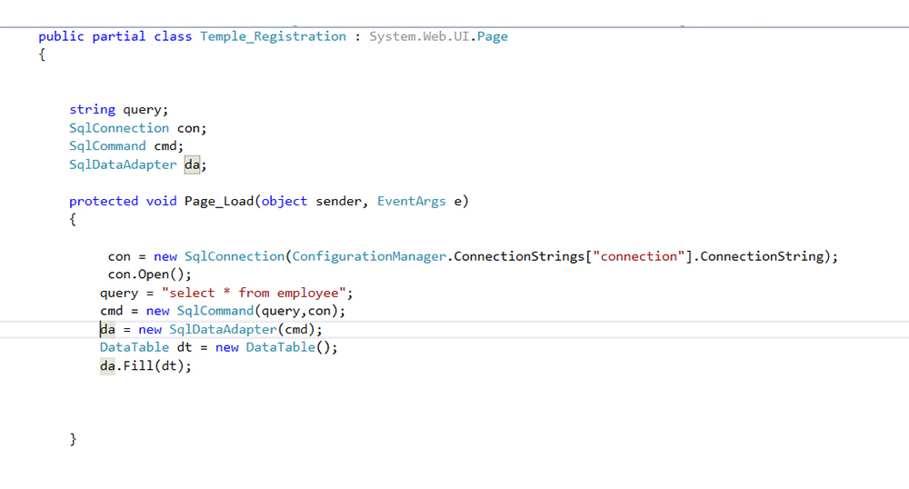ADO NET Architecture in Web and Windows Application Development | Krify