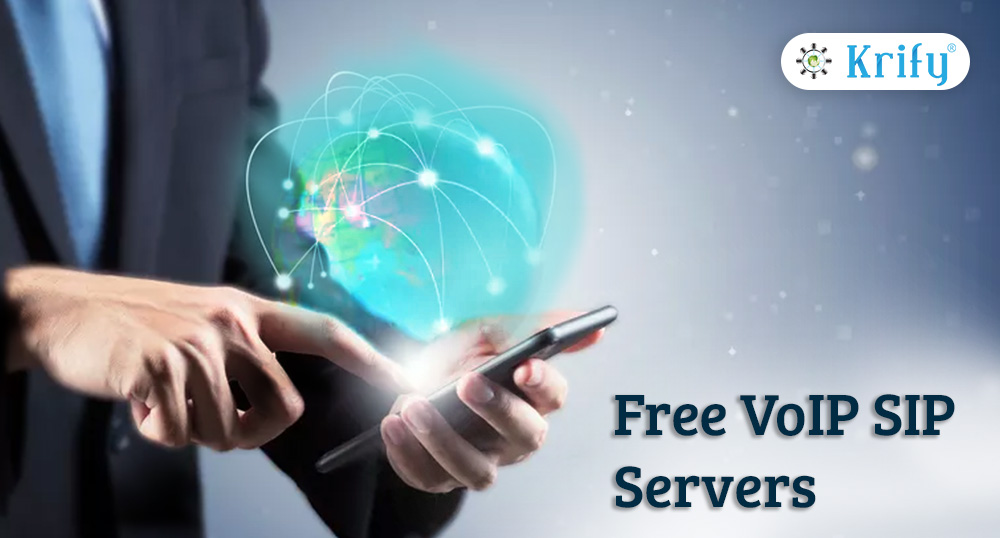Top 7 Free VoIP SIP softphone servers | Krify